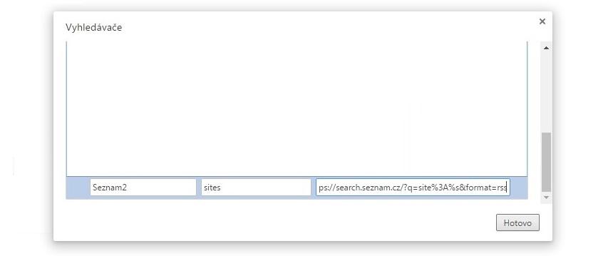 Jak aktivovat nefunkční operátor site pro Seznam! 3