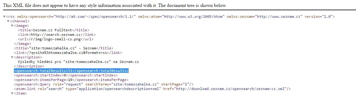 Jak aktivovat nefunkční operátor site pro Seznam! 5