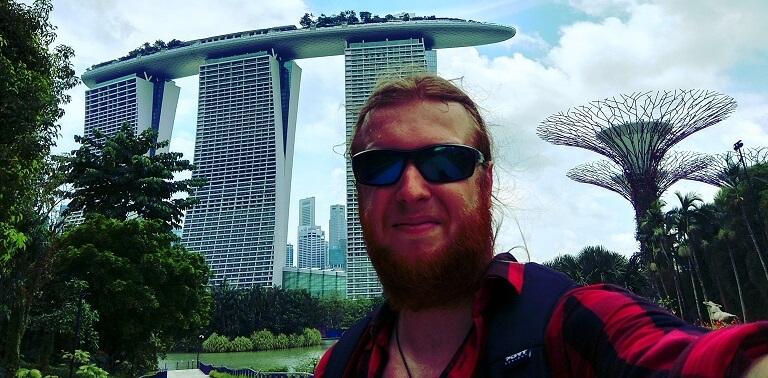 Příběh digitálního nomádství - Singapore a život Viktora Navorského ... 7