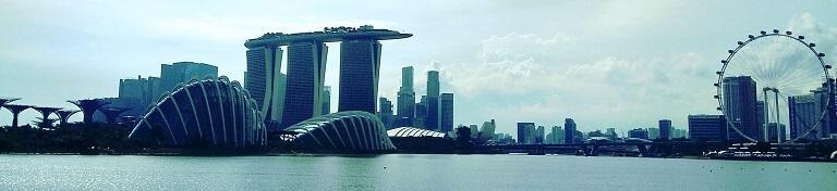 Příběh digitálního nomádství - Singapore a život Viktora Navorského ... 1