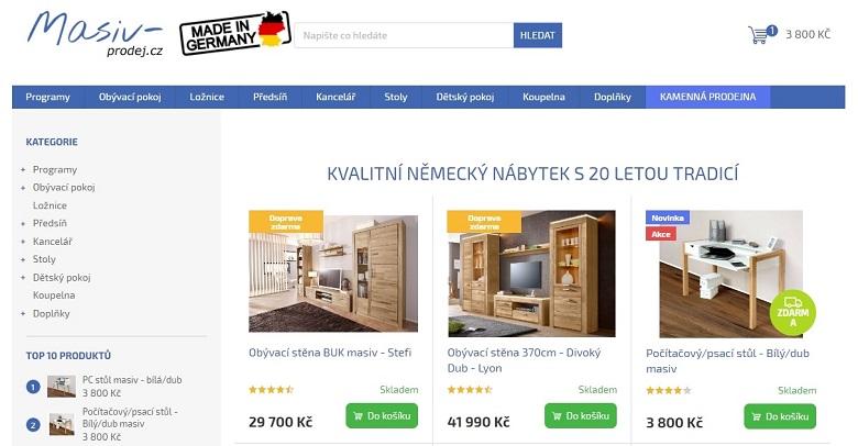 Masiv-Prodej.cz - Reference 10