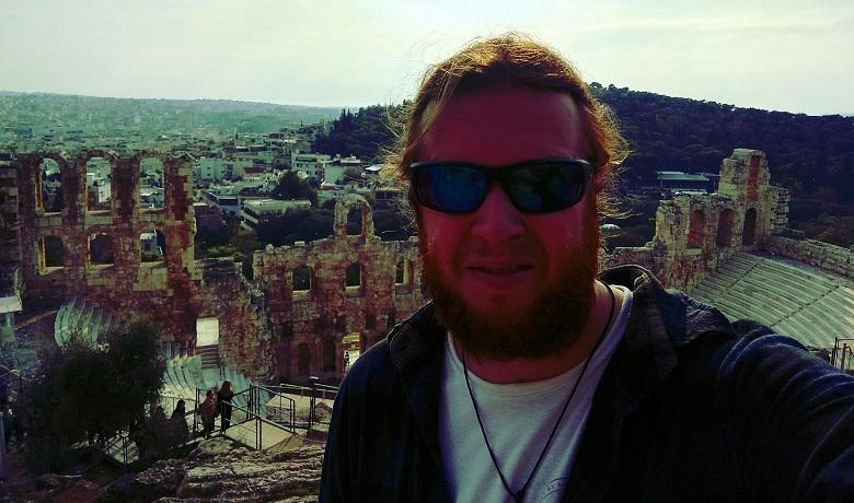 Příběh digitálního nomádství - Bilbo Pytlík a jeho velká řecká párty s prázdnou kapsou... 6