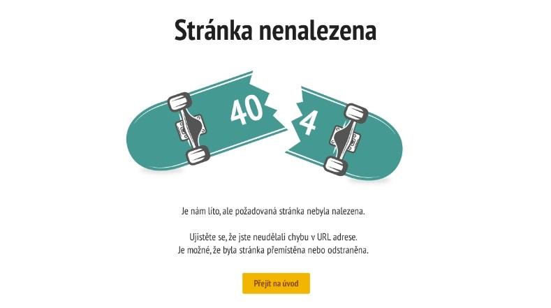 Co to je Error 404 - Stránka nenalezena? 3
