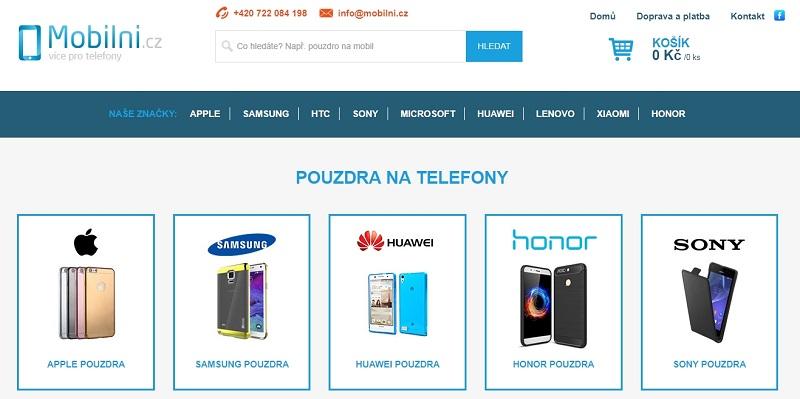 Mobilni.cz - Reference 1