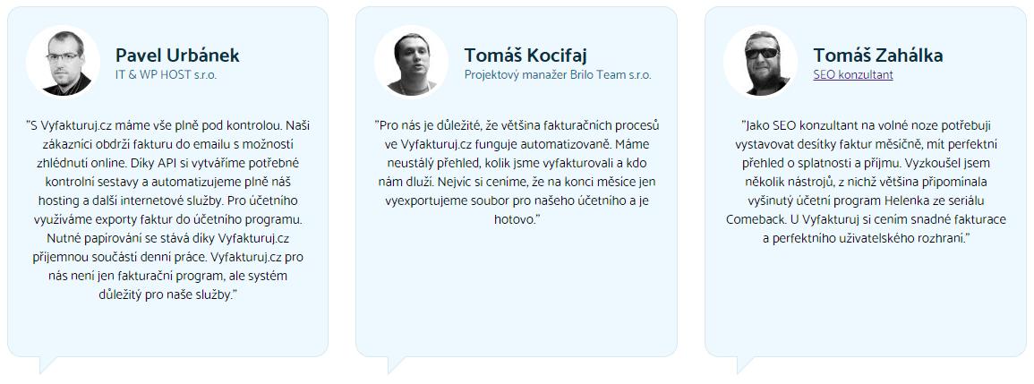 Vyfakturuj.cz - Kupón se slevou 20 % na první roční objednávku! 2