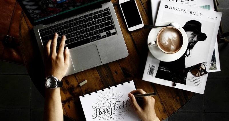Grafik - Cesta od kreslení na zeď až po tvorbu bannerů pro e-shopy a weby! 4