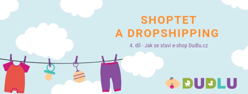 Napojení dropshippingu na Shoptet