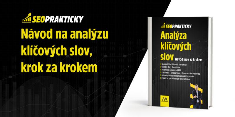 Michal Binka — Analýza klíčových slov (e-book)