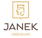 Čokoladovna JANEK - LOGO 1