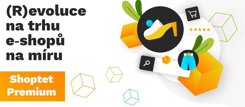 Shoptet Premium - Revoluce na trhu e-shopů na míru