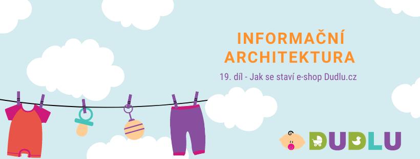 Informační architektura (Struktura webu)