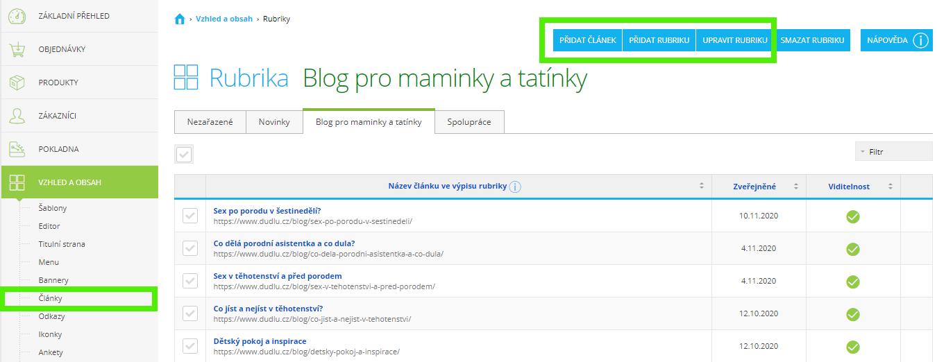 Jak založit blog