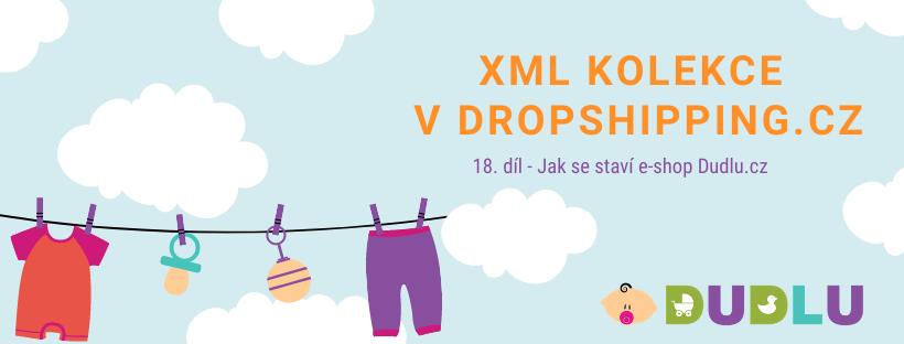 XML kolekce: Dropshipping